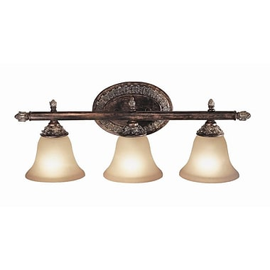 Woodbridge Worthington 3 Light Vanity Light