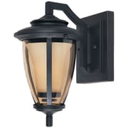 Designers Fountain Stockholm 1 Light Outdoor Wall Lantern; No