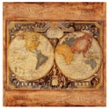 Thirstystone Old Map Occasions Coasters Set (Set of 4)