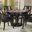 Home Styles Rio Vista 5 Piece Reversible Poker Table Set