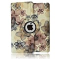 Bargain Tablet Parts iPad Blossom Rotating Case; Tan