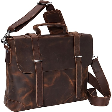 Vagabond Traveler Leather Satchel Shoulder Bag