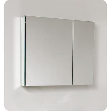 Fresca 29.63'' x 26.13'' Medicine Cabinet