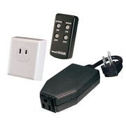 Heath-Zenith Basic Solutions Wireless Remote Kit w/ Indoor and Outdoor Plug-In Devices