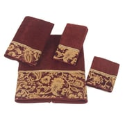 Avanti Linens Arabesque 4 Piece Towel Set