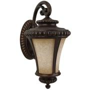 Jeremiah Prescott 3 Light Outdoor Wall Lantern