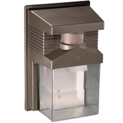 Heath-Zenith Motion Activated 1 Light Outdoor Sconce
