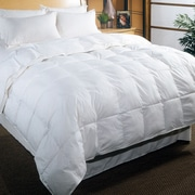 Blue Ridge Home Fashion All Season Down Comforter; Twin