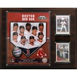 C & I Collectibles MLB 2013 Team Plaque; Boston Red Sox