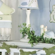 Brandee Danielle One Little Froggy 15'' H Table Lamp with Empire Shade