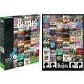 Aquarius Beatles Singles 1000 Piece Jigsaw Puzzle