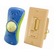 Heath-Zenith Wireless Command Children's Lamp Remote Set; Ivory