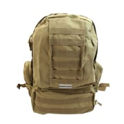 Humvee 3 Day Assault Backpack; Tan