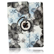 Bargain Tablet Parts iPad Blossom Rotating Case; White
