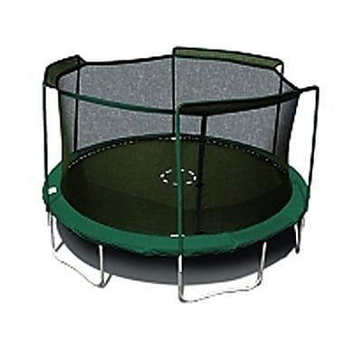SKYBOUND 15' Round Trampoline Net Using 3 Arches