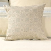 Charister Ocean Breeze Square Cushion Cotton Throw Pillow