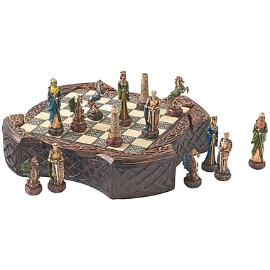Design Toscano Legendary Celtic Warriors Chess Set