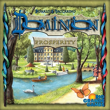 Rio Grande Games Dominion Prosperity Card Game