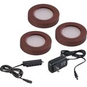 Maxim Lighting Wellview M X - LD - R LED Under Cabinet Puck Light; Anodized Bronze