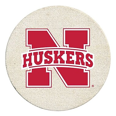 Thirstystone University of Nebraska Collegiate Coaster (Set of 4)