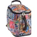 Athalon Sportgear Dual Entry Boot Bag; Graffiti