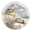 Thirstystone Beach Lighthouse Occasions Coaster (Set of 4)