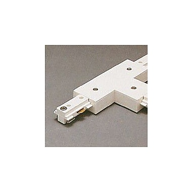 PLC Lighting Circuit T Connector; White / One