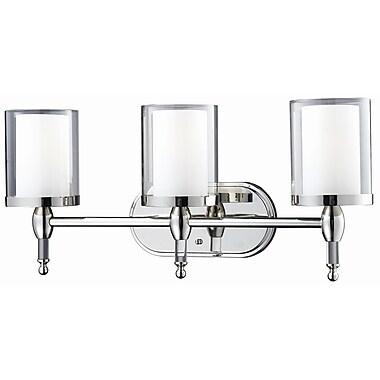 Z-Lite Argenta 3 Light Vanity Light