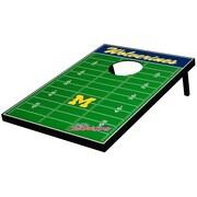 Tailgate Toss NCAA Football Cornhole Game; Michigan
