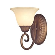 Westinghouse Lighting Regal Springs 1 Light Wall Sconce