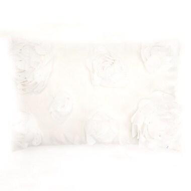 Debage Inc. Soft Flower Throw Pillow