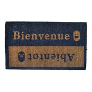 Imports Decor Beinvenue-Abientot Doormat; 30'' x 18''