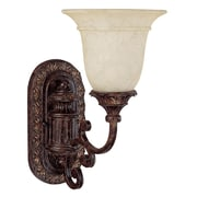 Capital Lighting Chesterfield 1 Light Wall Sconce