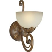 Forte Lighting 1-Light Wall Sconce