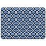 Bungalow Flooring Aladdin Decorative Mat; Blue