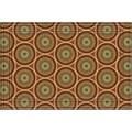 BuyMATS Naturelles Medallions Doormat