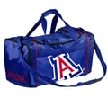 Forever Collectibles NCAA 11'' Travel Duffel; University of Arizona Wildcats