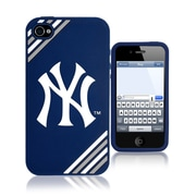 Forever Collectibles MLB Soft iPhone Case; New York Yankees - Blue