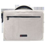 ECBC Poseidon Messenger Bag; Linen