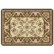 Bungalow Flooring Siam Decorative Mat; Natural