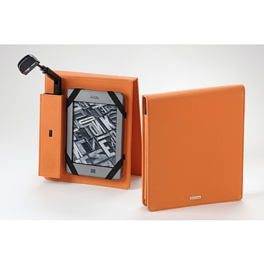 Periscope Cover⸨ Flip for Kindle Wi-Fi, Kindle Touch, and nook Simple Touch; Orange