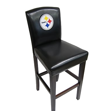 Imperial NFL Bar Stool  (Set of 2); Pittsburgh Steelers