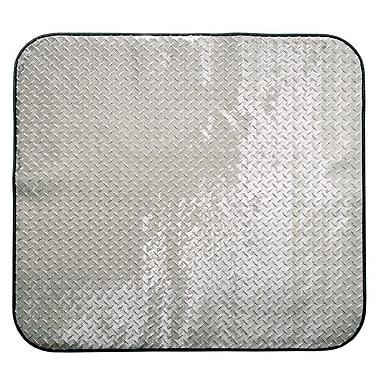 Pit Stop Furniture Diamond Plate Chair Mat