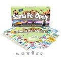 Late for the Sky Santa Fe-Opoly Board Game