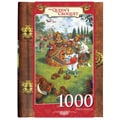 MasterPieces Scott Gustafson The Queen's Croquet 1000 Piece Jigsaw Puzzle