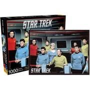 NMR Star Trek Original Cast 1000 Piece Jigsaw Puzzle