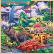 MasterPieces Jenny Newland Dinosaur Friends 48 Piece Jigsaw Puzzle