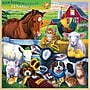 MasterPieces Jenny Newland Farm Friends 48 Piece Jigsaw
