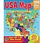 MasterPieces USA Map 100 Piece Floor Puzzle