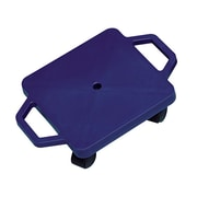 FlagHouse Plastic Safe Grip Scooter; Blue